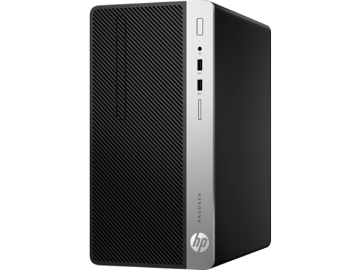 Picture of HP Desktop Pro G2 Microtower PC Core I3 8th GEN