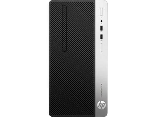 Picture of HP ProDesk 400 G5 Microtower PC Core I7 8th GEN