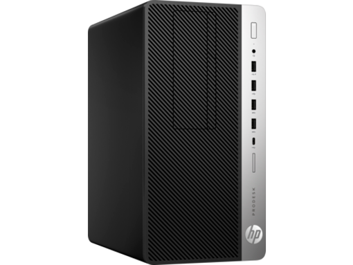 Picture of HP ProDesk 600 G4 Microtower PC Core I5 8th GEN