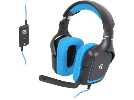 Picture of Logitech G430 7.1 Surround Gaming Headset