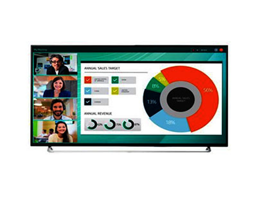 Picture of HP 55 Inch LD5512 4K UHD Conferencing IPS LED Monitor