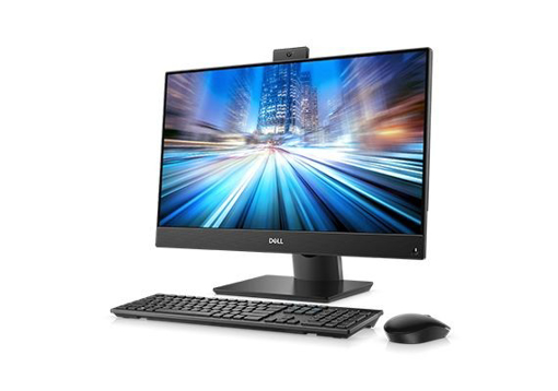 """Picture of Dell OptiPlex 7470 - all-in-one - Core i5 9500U 3.0 to 4.4 GHz - 8GB - 256GB SSD- FHD 23.8"""""""
