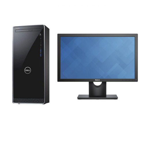 Picture of Dell Inspiron 3671 MT i3 9100 9th Gen 4GB Ram 1TB HDD Brand PC