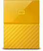 Picture of WD 1TB EXTERNAL HDD MY PASSPORT NEW, YELLOW