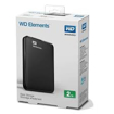 Picture of WD 2TB EXTERNAL HDD ELEMENTS, BLACK