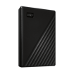 Picture of WD 2TB EXTERNAL HDD MY PASSPORT NEW (BLACK)