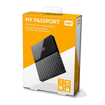 Picture of WD 4tb External HDD My Passport New-Black