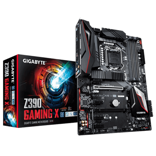 Picture of Gigabyte Z390 Gaming X 9th Gen Motherboard