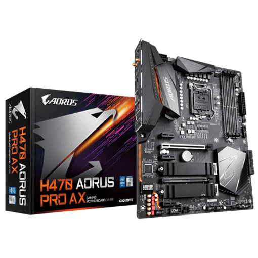 Picture of H470 AORUS PRO AX