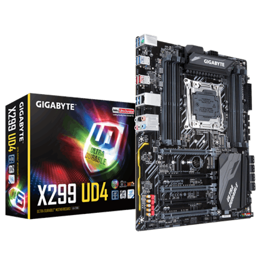 Picture of Gigabyte X299 UD4