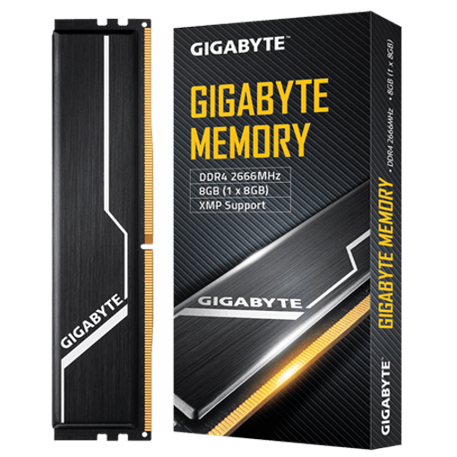 Picture of Gigabyte 8GB Memory 2666MHz (1x8GB)