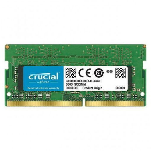Picture of Crucial 8GB DDR4-2666 SODIMM Laptop Ram
