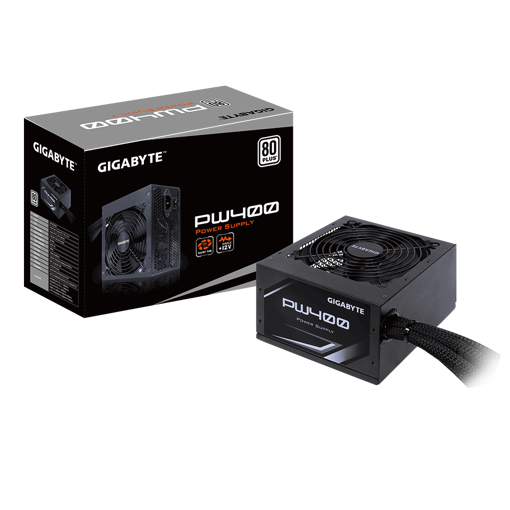 Picture of Gigabyte PW400 80 Plus 400W Power Supply