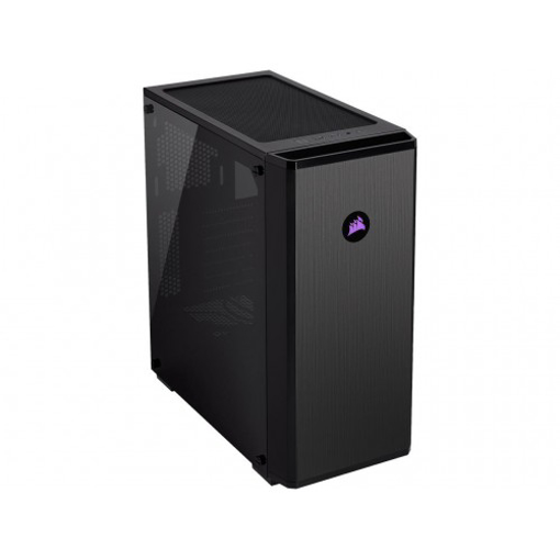 Picture of Corsair Carbide Series 175R RGB Acrylic Glass Mid-Tower ATX Gaming Case — Black