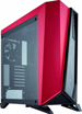 Picture of Corsair Carbide Series SPEC-OMEGA Mid-Tower Tempered Glass Gaming Case Black/White, Black/Red, Black