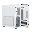Picture of CORSAIR CASING Crystal Series 280X RGB Tempered Glass Micro ATX White Case # CC-9011137-WW