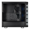 Picture of Corsair Crystal 465x RGB Mid Tower ATX Smart Case Black