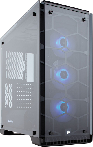 Picture of Corsair Crystal Series 570X RGB (Blue/Red)