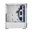 Picture of Corsair ICUE 220T RGB Airflow Tempered Glass Mid-Tower Smart Case — White