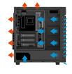 Picture of Gigabyte C200G Glass Gaming ATX Casing