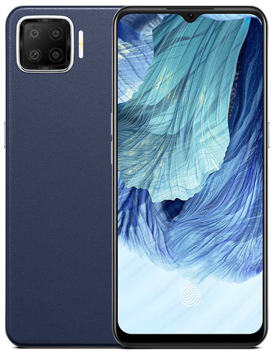 Picture of Oppo F17 Blue 8GB Ram 128GB Rom Smart Phone