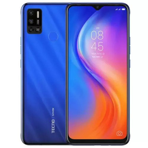 Picture of Tecno Spark 6 Air Blue