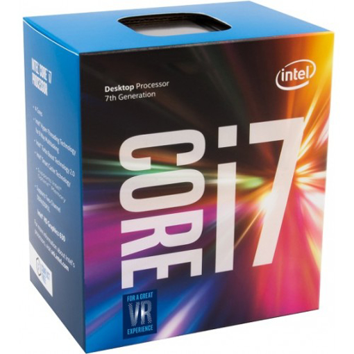 Picture of Intel® Core™ I7-7700 Processor 8M Cache, Up To 4.20 GHz