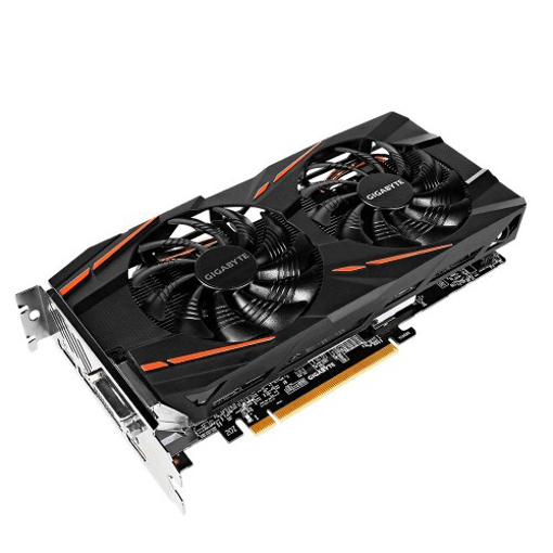 Picture of Gigabyte Radeon RX 570 Gaming 8G MI Graphics Card