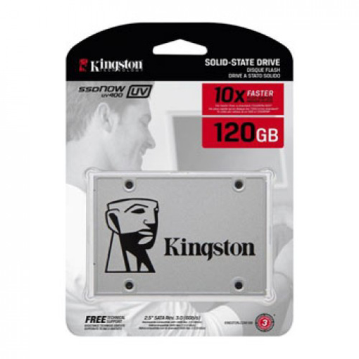 Picture of Kingston 120GB SSD # UV400