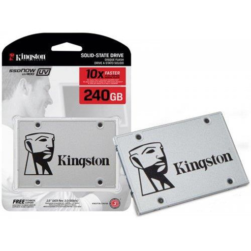 Picture of Kingston 240gb Ssd # Uv400