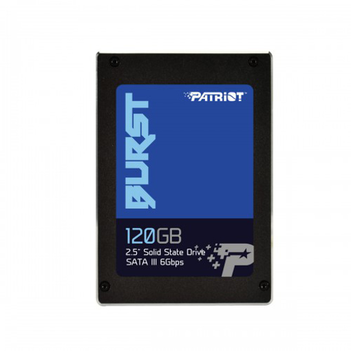 Picture of Patriot Burst 120GB Solid State Disk Drive