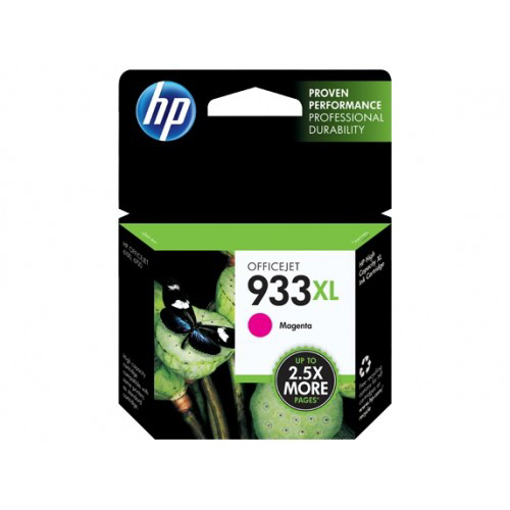 Picture of HP Cartridge OJ 7110 WF COLOR  933 XL Magenta CNO55AA 800 Pages