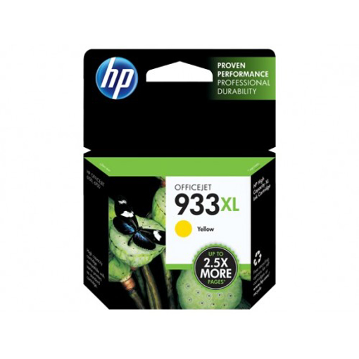 Picture of Hp Cartridge OJ 7110 Wf Color # 933 Xl Yellow-CN056AA, 800 Pages