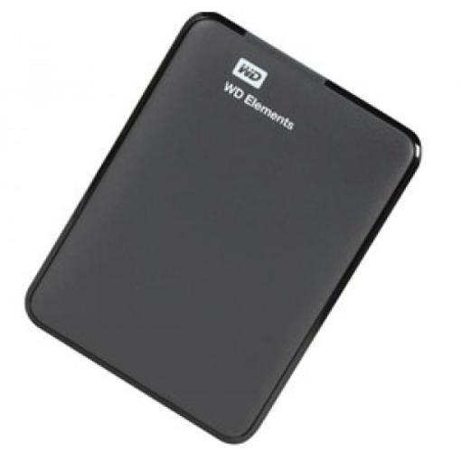 Picture of WD External HDD Elements 2TB Black