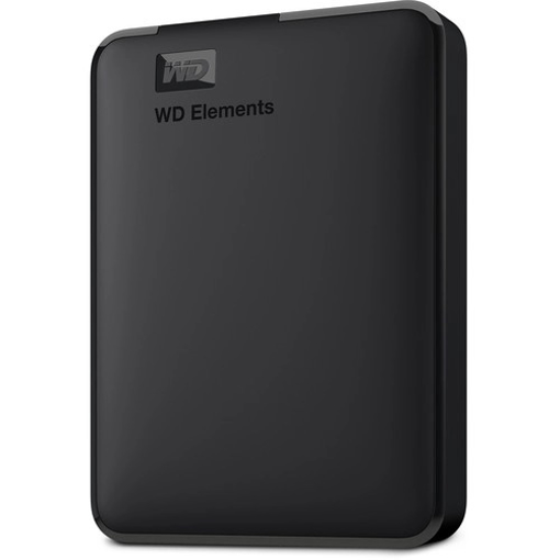 Picture of Western Digital 4TB WD Black Elements Portable Hard Drive