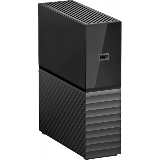 Picture of WD External HDD My Book New 8TB Black
