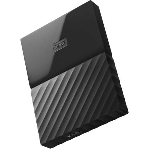 Picture of Wd 1TB External HDD My Passport New Black