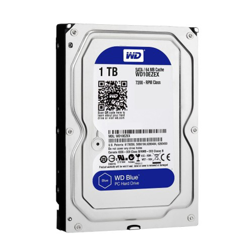 Picture of Wd 1 TB Internal Hard Drive (Blue)
