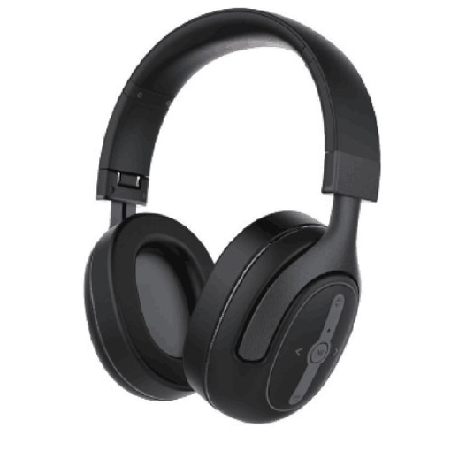 Picture of Microlab Outlander Black Wireless Headphone