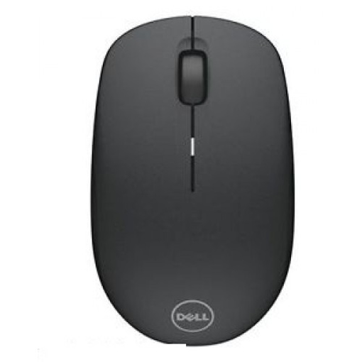 Picture of Dell Wm126 Optical Wireless Mouse