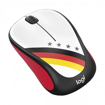 Picture of LOGITECH M238 WIRELESS MOUSE WORLD CUP Germany (910-005409)