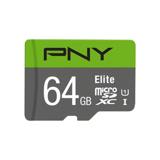 Picture of Pny 64GB Micro Sd Card Cl-10