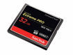 Picture of SANDISK 32GB  COMPACT FLASH CARD (SDCFXPS-032G-X46)