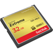 Picture of Sandisk 32GB Extreme Compact Flash Card
