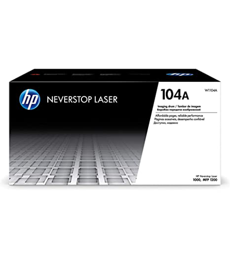 Picture of Hp Laser Imaging Drum 104a Black (W1104a)