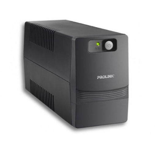 Picture of Prolink Offline Ups 650VA Led Ups System 650VA/450W 2 Outlets AVR