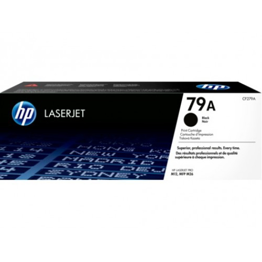 Picture of HP Toner 79A Black 1000 Pages