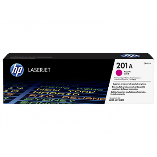 Picture of HP Toner 201A Magenta 1400 Pages