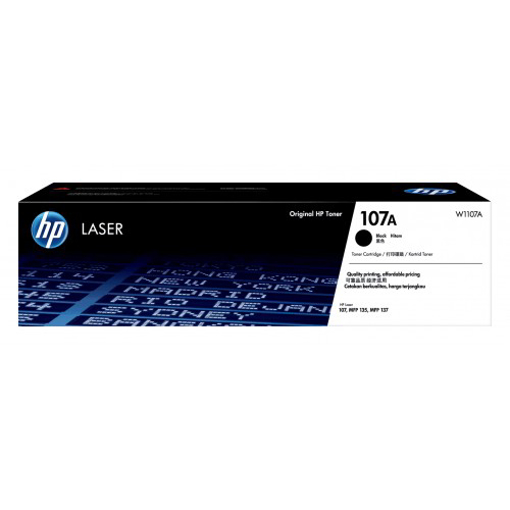 Picture of HP Toner 107A Black 1000 Pages