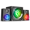 Picture of Microlab T11 2:1 Multimedia Bluetooth RGB Light Speaker
